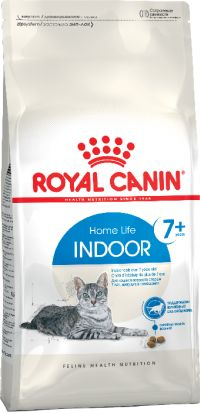 Корм Royal Canin Indoor +7, для пожилых кошек проживающих в помещении