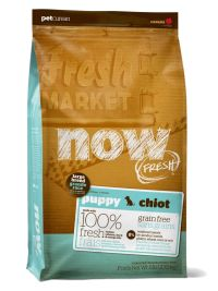 Корм NOW Natural holistic, Fresh Puppy Large Breed Recipe Grain Free