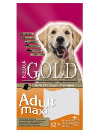 NERO GOLD Adult Maxi 26/16 корм для собак Крупных пород