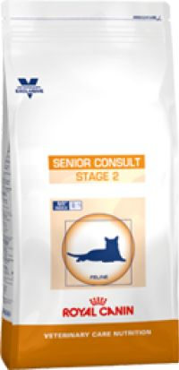 Лечебный корм Royal Canin Senior Consult Stage 2