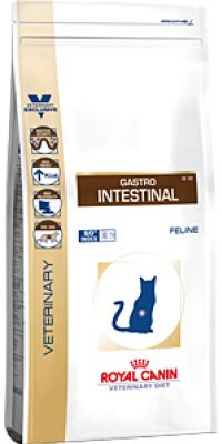 Лечебный корм Royal Canin Gastro Intestinal GI 32 Feline